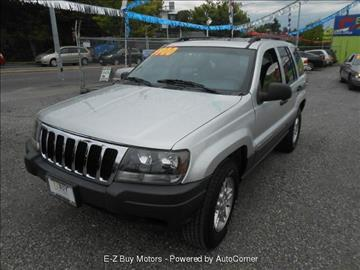 2003 Jeep Grand Cherokee for sale in Seattle, WA