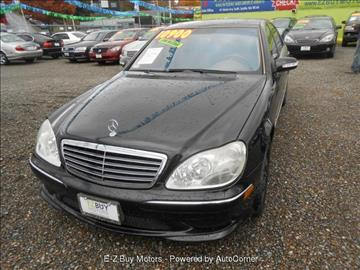 2006 Mercedes-Benz S-Class for sale in Seattle, WA