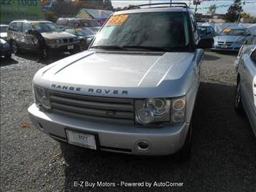 2004 Land Rover Range Rover for sale in Seattle, WA