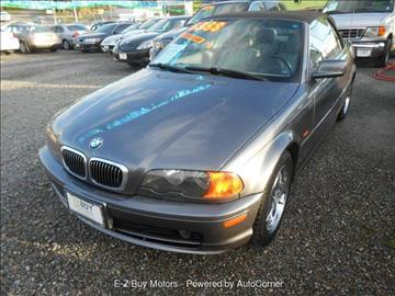 2001 BMW 3 Series for sale in Seattle, WA