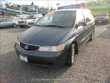 2003 Honda Odyssey for sale in Seattle, WA