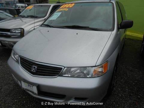 2001 Honda Odyssey for sale in Seattle, WA