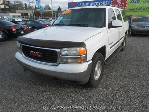 2004 GMC Yukon XL for sale in Seattle, WA