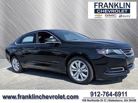 2019 Chevrolet Impala for sale in Statesboro, GA