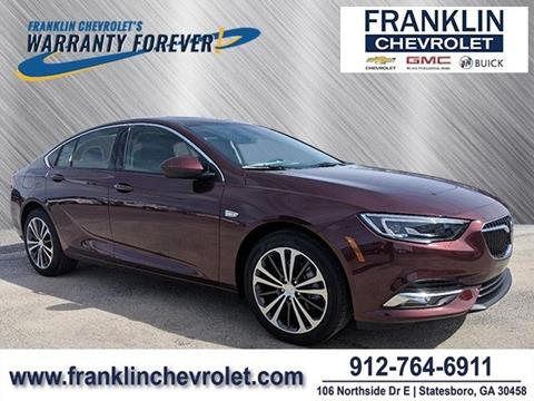 2019 Buick Regal Sportback for sale in Statesboro, GA