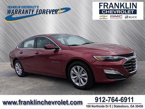 2019 Chevrolet Malibu for sale in Statesboro, GA
