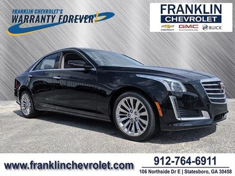 2019 Cadillac CTS for sale in Statesboro, GA