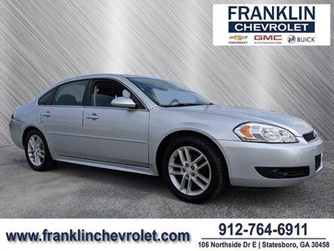 2012 Chevrolet Impala For Sale In Statesboro Ga