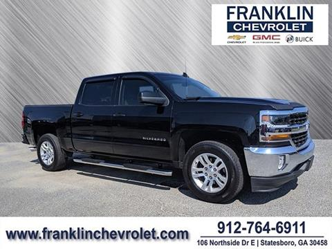 Franklin Chevrolet Statesboro Ga >> Used Chevrolet Silverado 1500 For Sale in Statesboro, GA - Carsforsale.com®