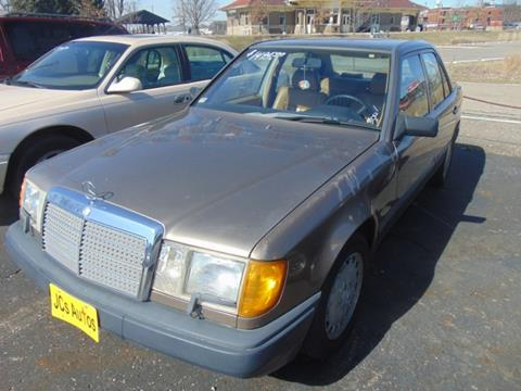 1987 Mercedes-Benz 300-Class for sale in Mt Vernon, OH