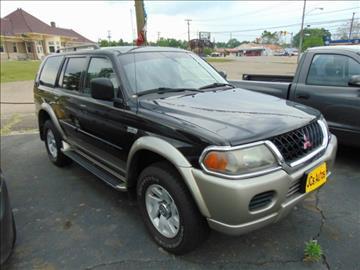 2001 Mitsubishi Montero Sport for sale in Mt Vernon, OH
