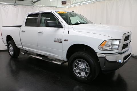 2015 RAM Ram Pickup 2500 for sale in Muskegon, MI