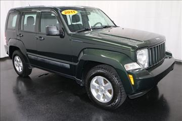 2011 Jeep Liberty for sale in Muskegon, MI