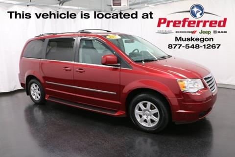 2010 Chrysler Town and Country for sale in Muskegon, MI