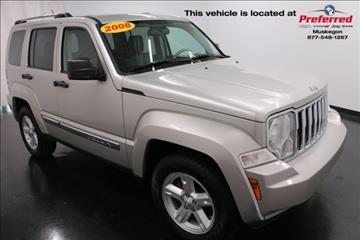 2008 Jeep Liberty for sale in Muskegon, MI