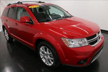 2014 Dodge Journey for sale in Muskegon, MI