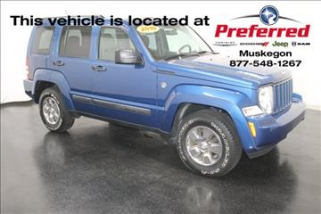 2010 Jeep Liberty for sale in Muskegon, MI