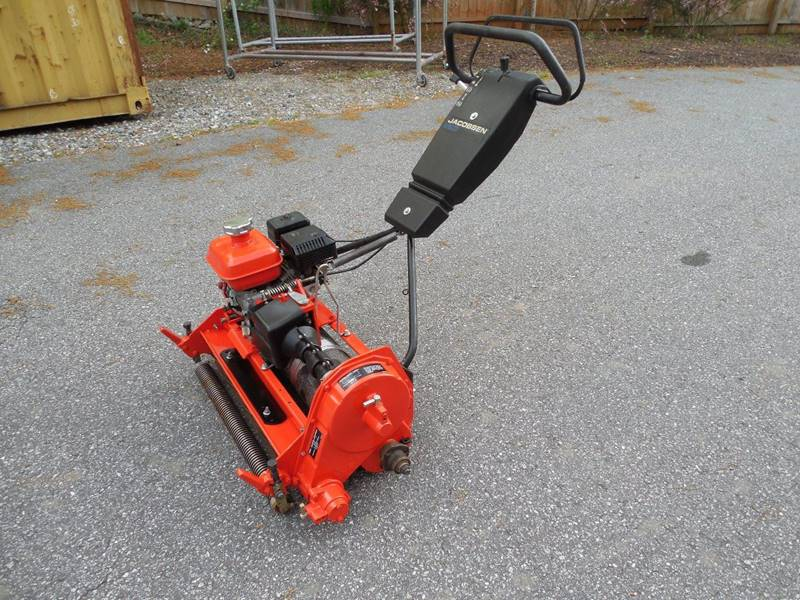 2008 JACOBSEN 526A WALK MOWER 11 BLADE REEL  - Rutherfordton NC