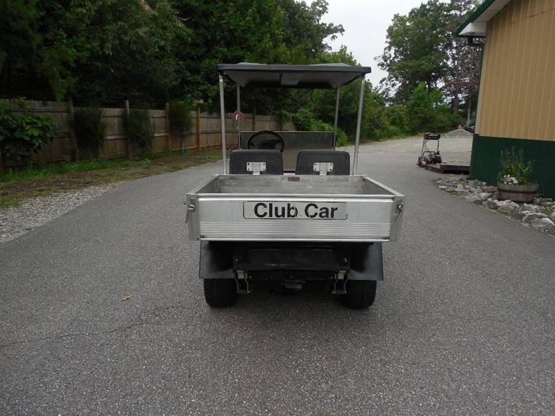 2006 Club Car CARRYALL TURF 1  - Rutherfordton NC