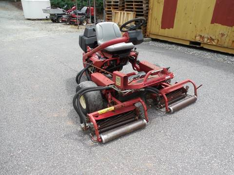 1999 Toro 3100 GREENSMASTER MOWER 8 BLD