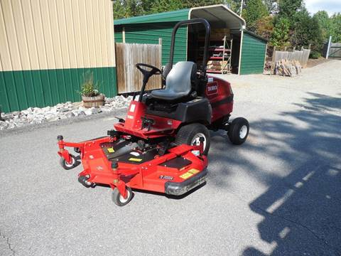 2012 Toro GROUNDSMASTER 3280D  873 HRS. for sale in Rutherfordton, NC