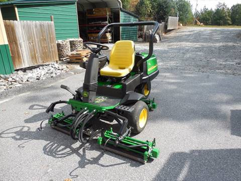 2003 JOHN DEERE 2500A GREENS MOWER W/ GAS ENGINE for sale in Rutherfordton, NC