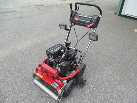 2011 Toro GREENSMASTER FLEX 18  for sale in Rutherfordton, NC