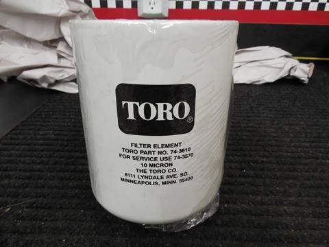 2018 Toro OIL FILTER 74-3610 for sale in Rutherfordton, NC