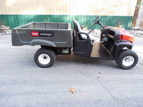 2014 Toro WORKMAN MDX for sale in Rutherfordton, NC