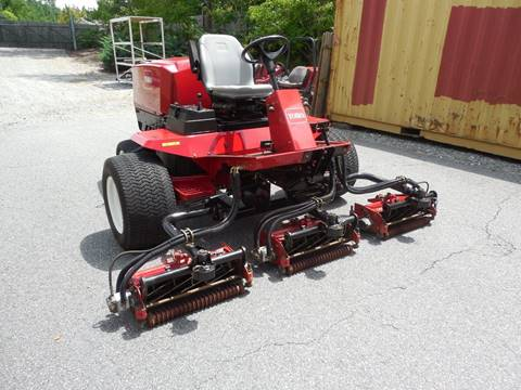 2006 TORO REELMASTER 6500D  for sale in Rutherfordton, NC
