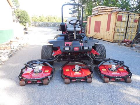 2014 Toro GROUNDSMASTER 4500 D  4X4 for sale in Rutherfordton, NC