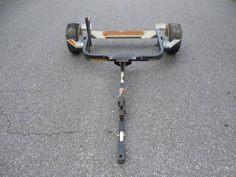 2008 TRU TURF EQUIPMENT WALK GREENS MOWER TRAILER  - Rutherfordton NC