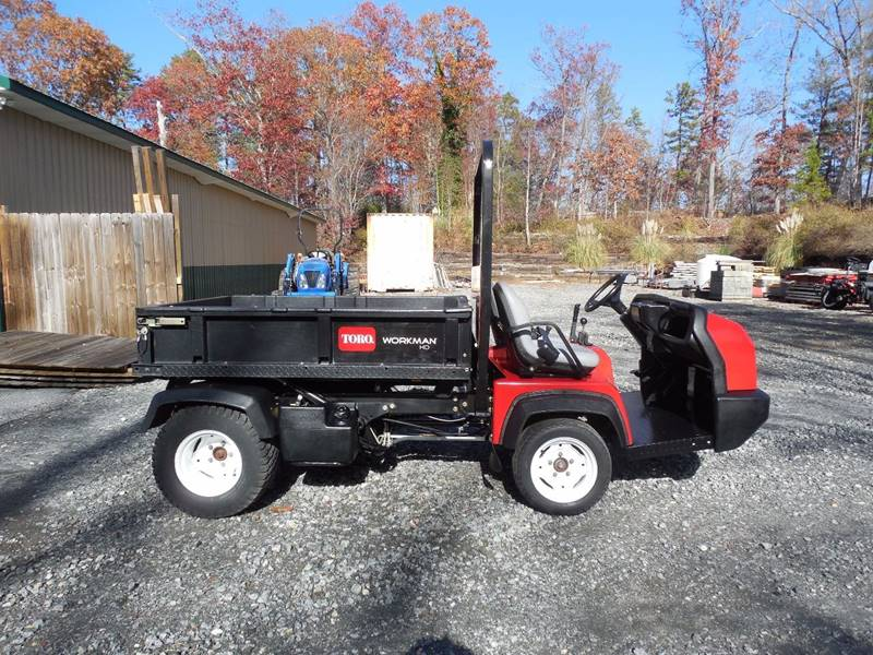 2011 Toro WORKMAN HD  - Rutherfordton NC