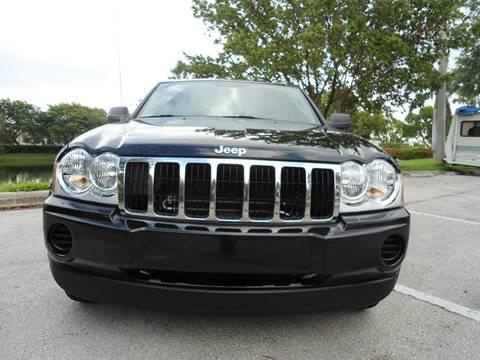 2005 Jeep Grand Cherokee for sale in Pompano Beach, FL