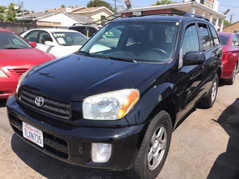 2003 Toyota RAV4 for sale in Pico Rivera, CA