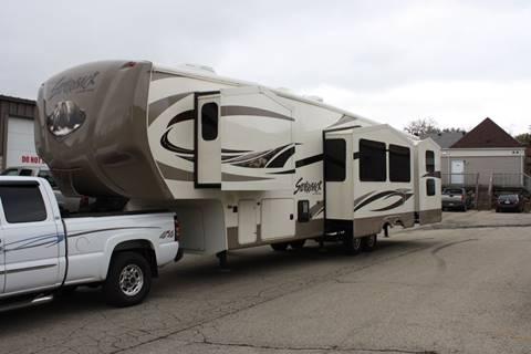 2014 Cedar Creek crf35qb4 for sale at 608 Motorsports - Sold Inventory in Sun Prairie WI