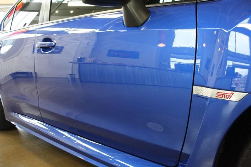 2017 Subaru WRX for sale at 608 Motorsports in Madison WI