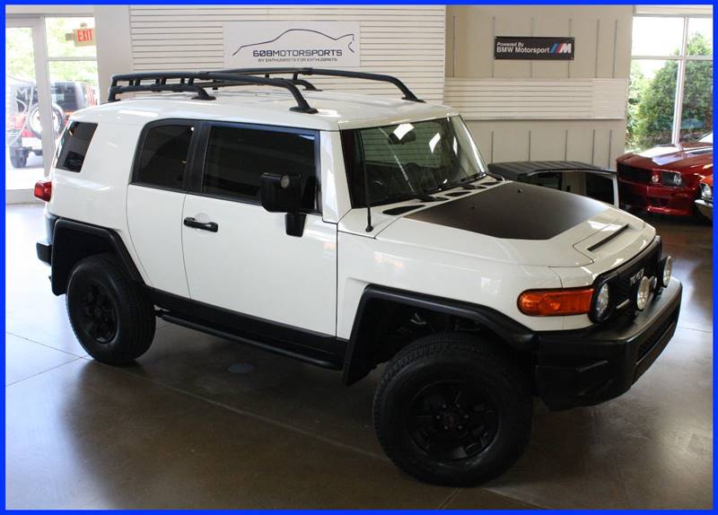 2008 Toyota FJ Cruiser for sale at 608 Motorsports in Madison WI
