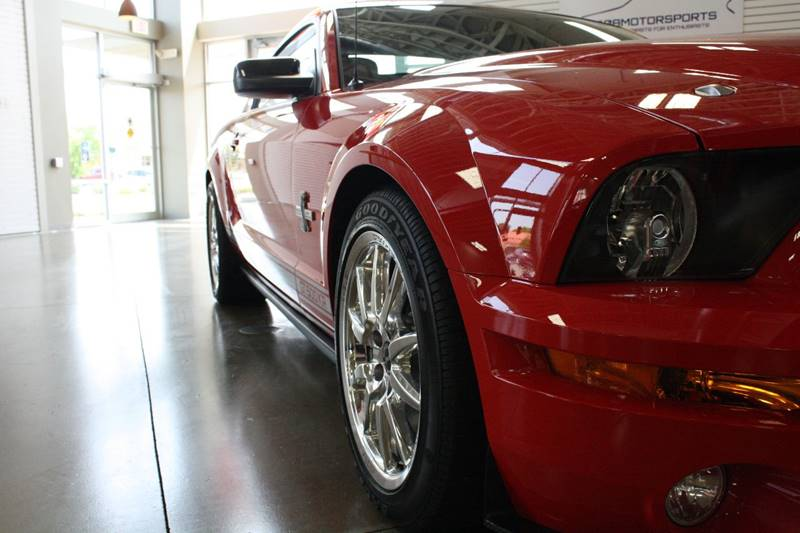 2008 Ford Shelby GT500 for sale at 608 Motorsports in Madison WI