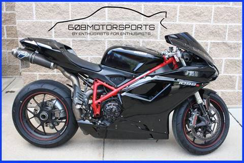 2008 Ducati Superbike for sale at 608 Motorsports in Madison WI