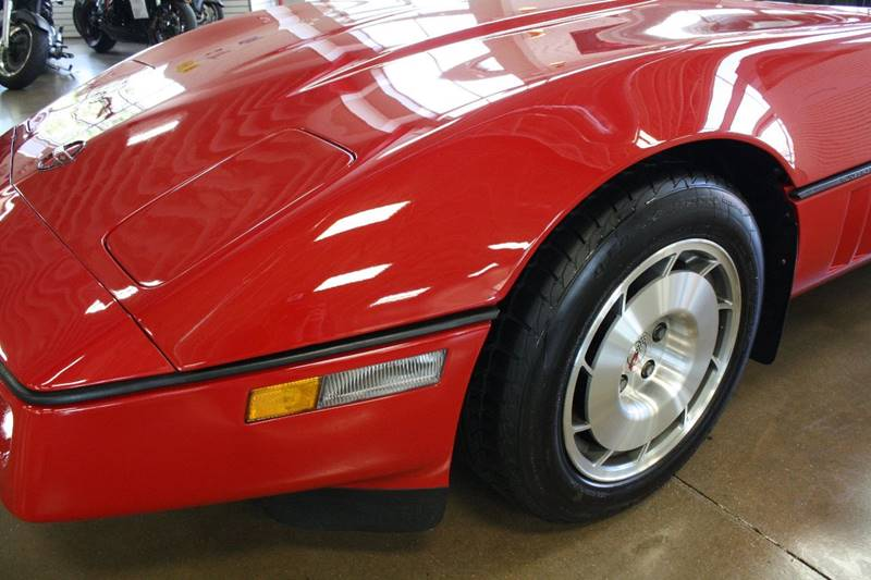 1986 Chevrolet Corvette for sale at 608 Motorsports in Madison WI