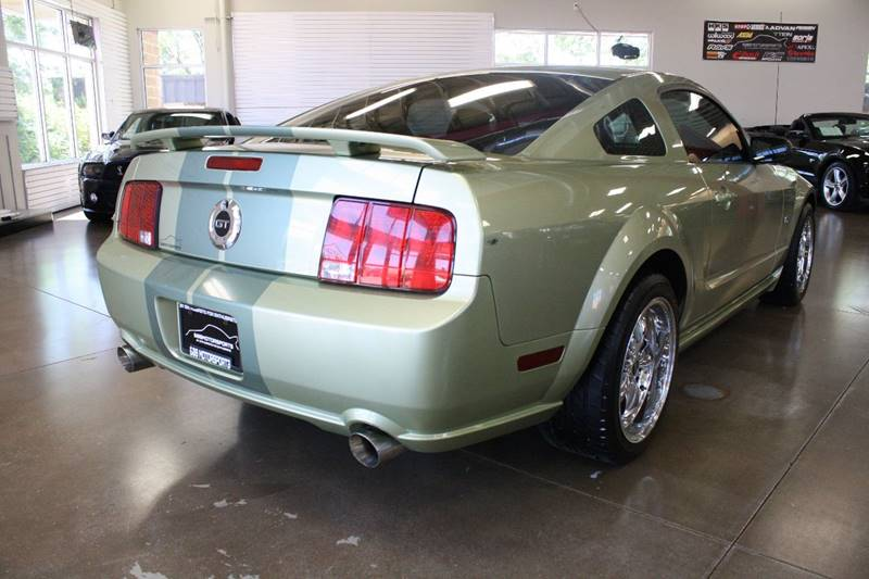 2006 Ford Mustang for sale at 608 Motorsports in Madison WI