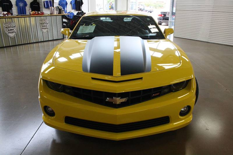 2010 Chevrolet Camaro for sale at 608 Motorsports in Madison WI