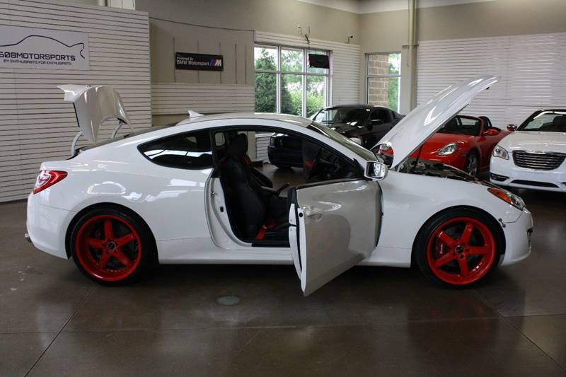 2012 Hyundai Genesis Coupe for sale at 608 Motorsports in Madison WI