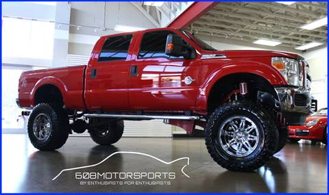 2012 Ford F-250 Super Duty for sale at 608 Motorsports in Madison WI