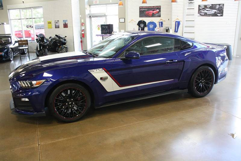 2016 Ford Mustang for sale at 608 Motorsports in Madison WI