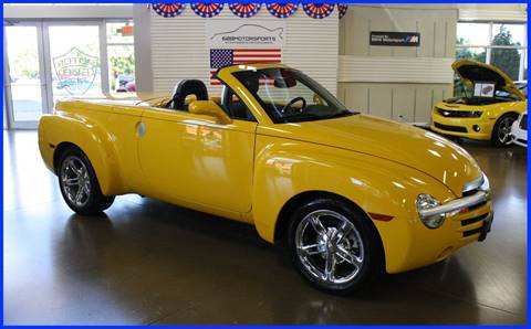 2005 Chevrolet SSR for sale at 608 Motorsports in Madison WI
