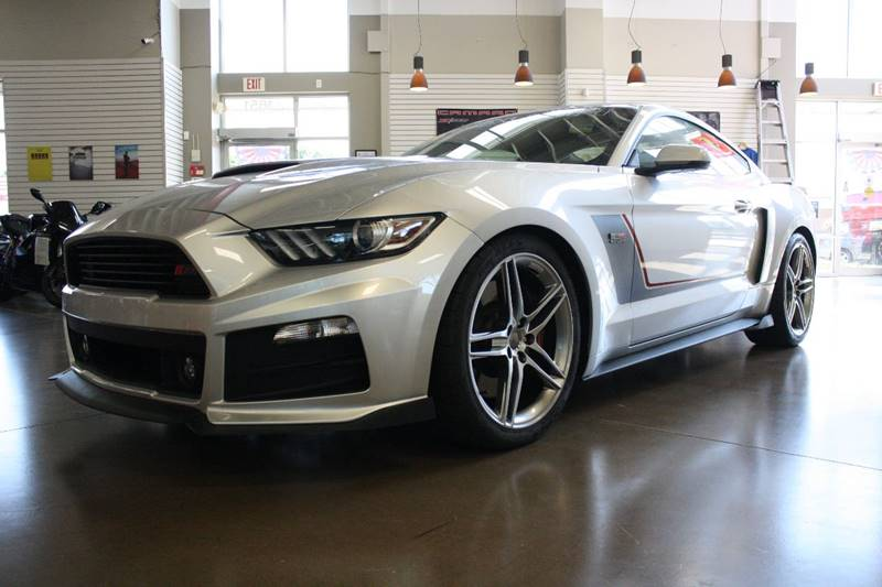 2015 Ford Mustang for sale at 608 Motorsports in Madison WI