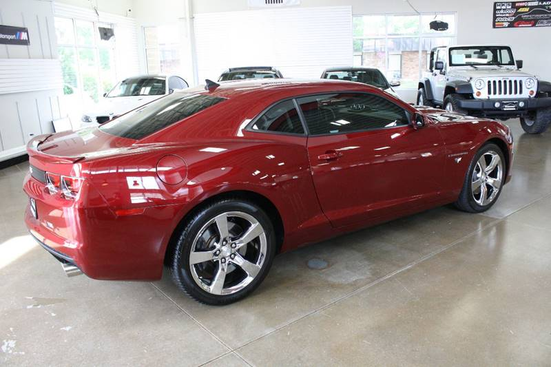 2011 Chevrolet Camaro for sale at 608 Motorsports in Madison WI
