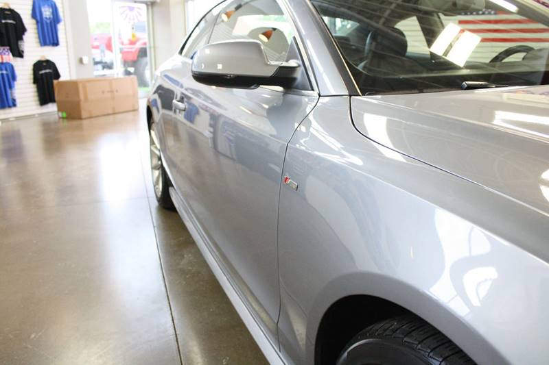 2015 Audi A5 for sale at 608 Motorsports in Madison WI